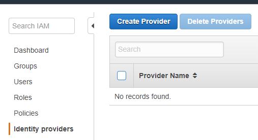 AWS SAML Integration – Documentation – TraitWare, Inc
